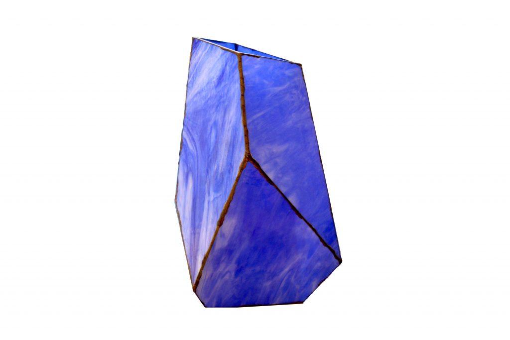TIFTIX Vase - Vitray Blue
