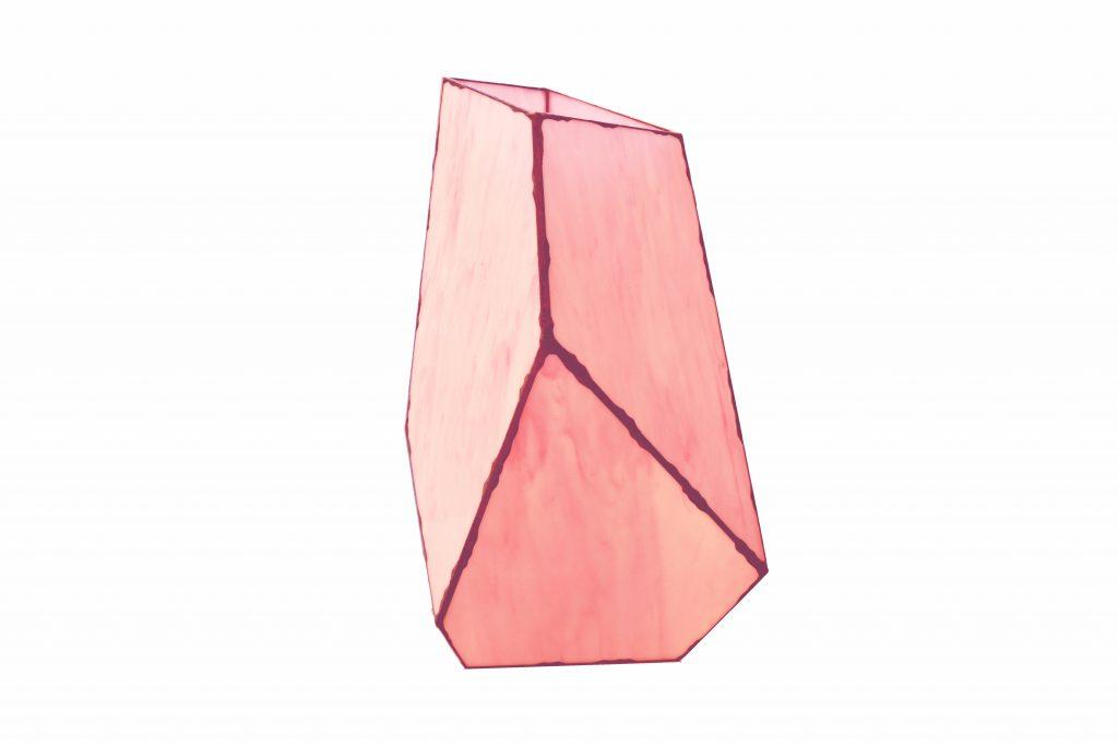 TIFTIX Vase - Vitray Pink